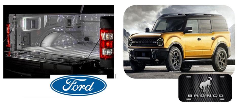 Ford bronco photos