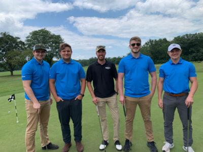 Nylok golf outing photo